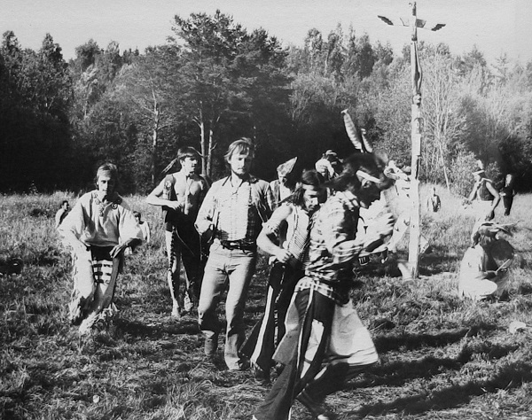 2017 08 14 Pow Wow near Leningrad Summer 1984 Courtesy Andrei Znamenski